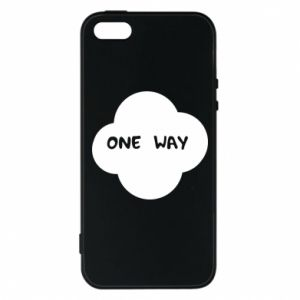 iPhone 5/5S/SE Case One Way