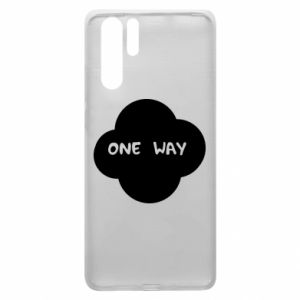 Huawei P30 Pro Case One Way