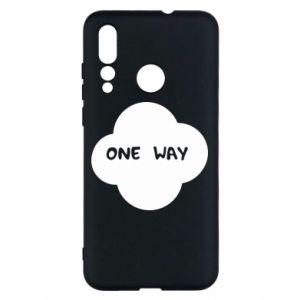 Huawei Nova 4 Case One Way