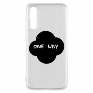 Huawei P20 Pro Case One Way