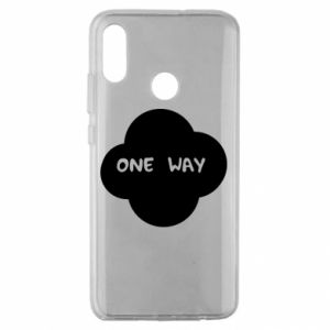 Huawei Honor 10 Lite Case One Way