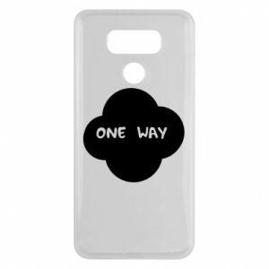 LG G6 Case One Way