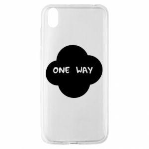 Huawei Y5 2019 Case One Way