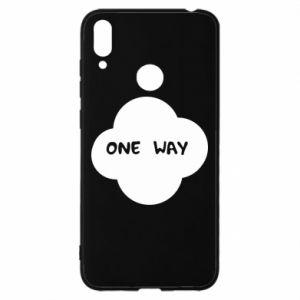 Huawei Y7 2019 Case One Way