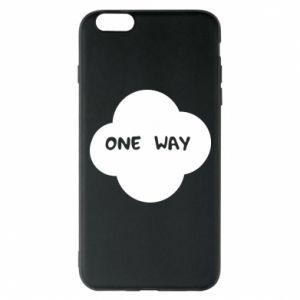 Etui na iPhone 6 Plus/6S Plus One Way