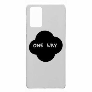 Samsung Note 20 Case One Way