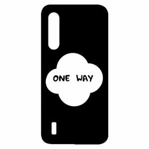 Xiaomi Mi9 Lite Case One Way