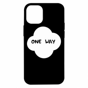 iPhone 12 Mini Case One Way