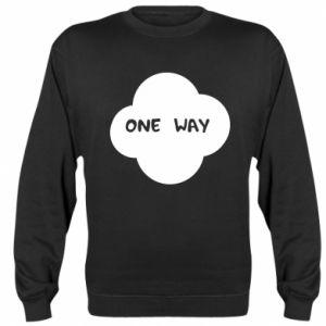 Bluza (raglan) One Way