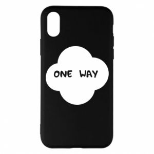 iPhone X/Xs Case One Way