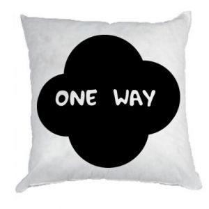 Pillow One Way