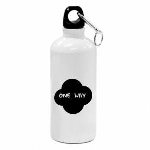 Water bottle One Way