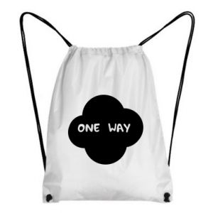 Backpack-bag One Way