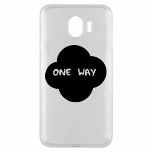 Etui na Samsung J4 One Way