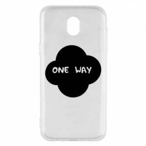 Etui na Samsung J5 2017 One Way
