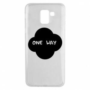 Etui na Samsung J6 One Way