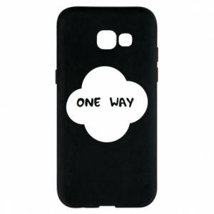 Etui na Samsung A5 2017 One Way