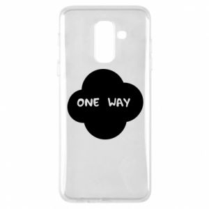 Etui na Samsung A6+ 2018 One Way
