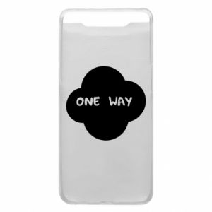 Etui na Samsung A80 One Way