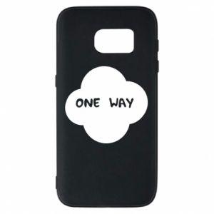 Etui na Samsung S7 One Way