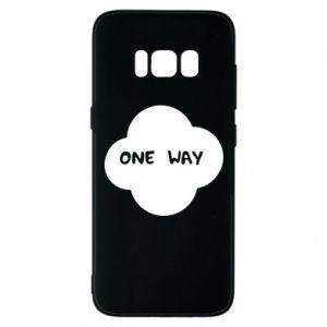 Etui na Samsung S8 One Way