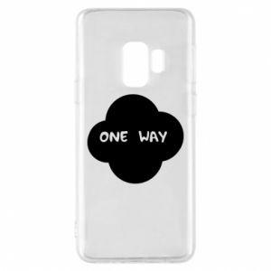 Etui na Samsung S9 One Way