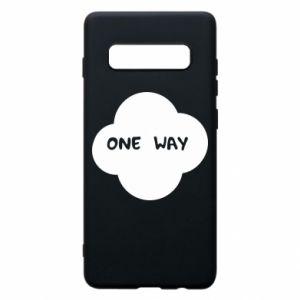 Etui na Samsung S10+ One Way