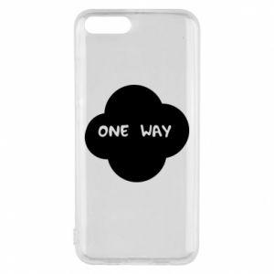 Etui na Xiaomi Mi6 One Way