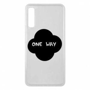 Etui na Samsung A7 2018 One Way