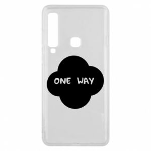 Etui na Samsung A9 2018 One Way