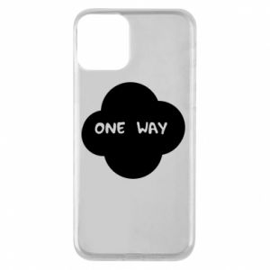 iPhone 11 Case One Way
