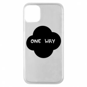 iPhone 11 Pro Case One Way