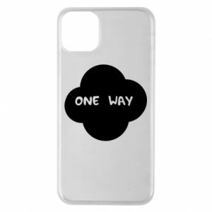 iPhone 11 Pro Max Case One Way