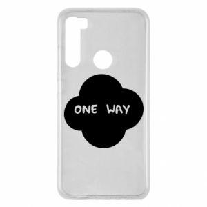 Xiaomi Redmi Note 8 Case One Way