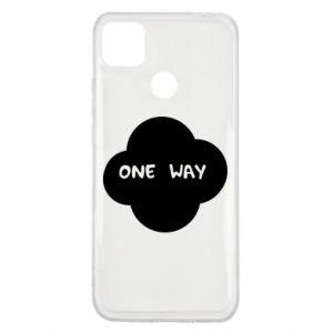 Xiaomi Redmi 9c Case One Way