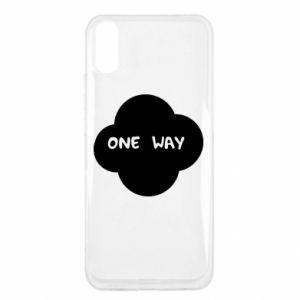 Xiaomi Redmi 9a Case One Way