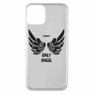 Phone case for iPhone 11 Only angel