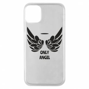Phone case for iPhone 11 Pro Only angel