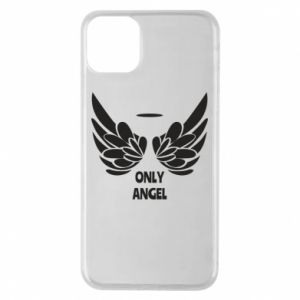 Phone case for iPhone 11 Pro Max Only angel
