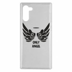 Samsung Note 10 Case Only angel