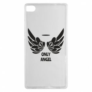 Huawei P8 Case Only angel