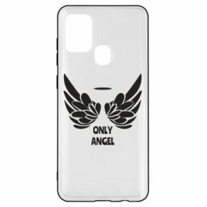 Samsung A21s Case Only angel