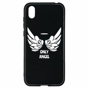 Huawei Y5 2019 Case Only angel