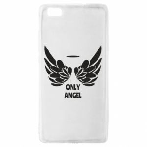 Huawei P8 Lite Case Only angel