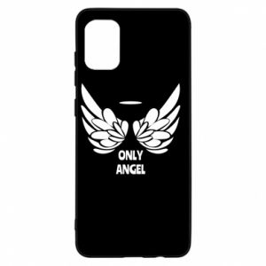 Etui na Samsung A31 Only angel