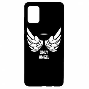 Etui na Samsung A51 Only angel