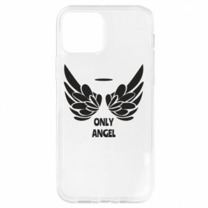 Etui na iPhone 12/12 Pro Only angel