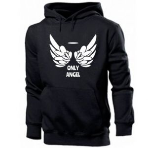 Men's hoodie Only angel