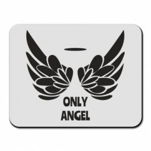 Mouse pad Only angel