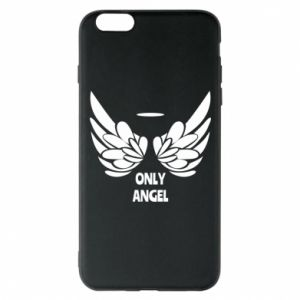 Phone case for iPhone 6 Plus/6S Plus Only angel